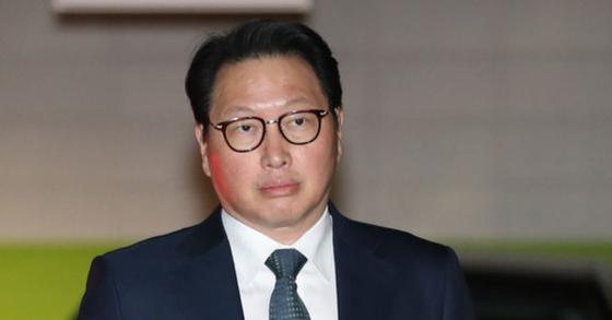 최태원 SK그룹 회장. [연합뉴스]