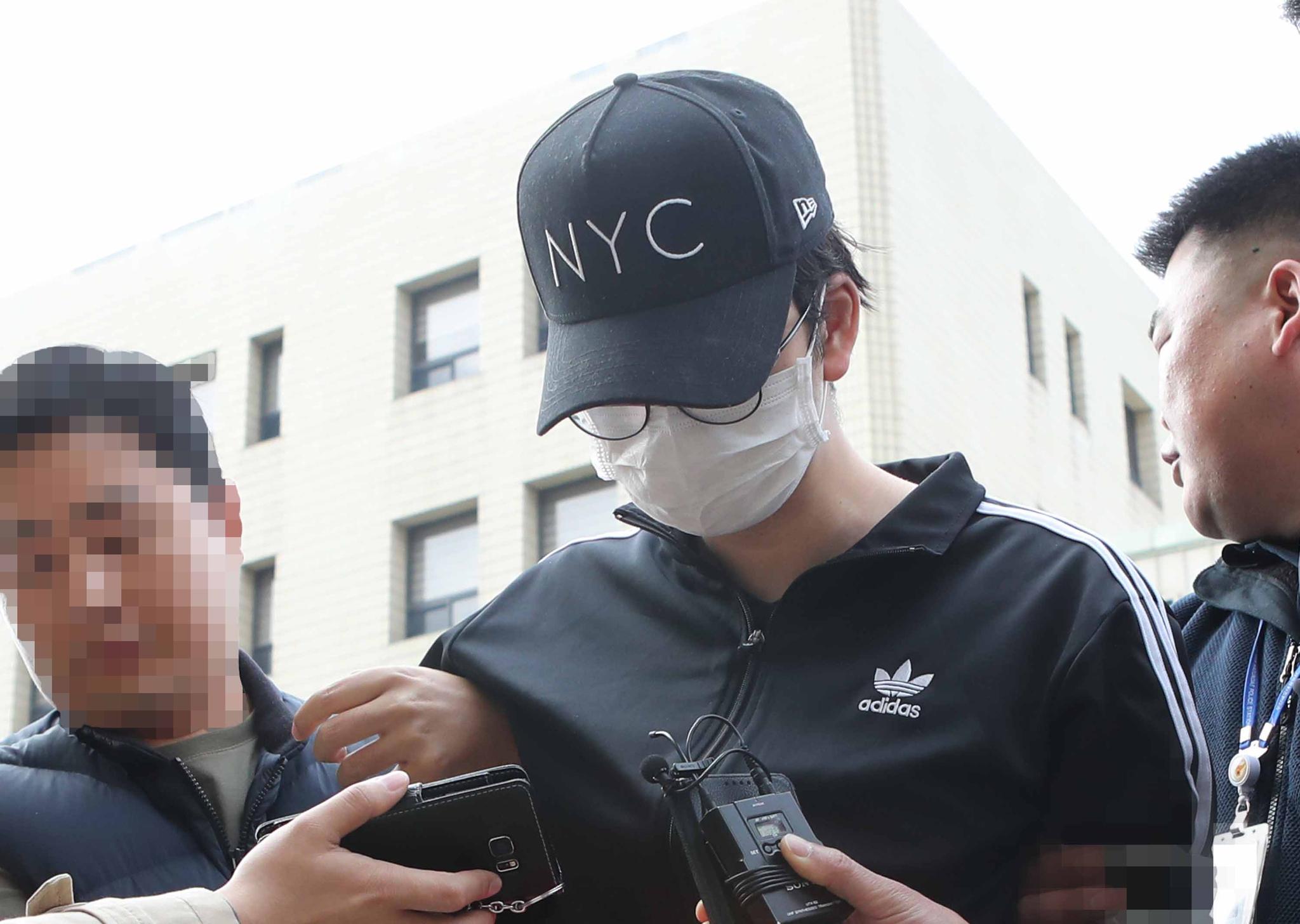 """윤창호 숨지게 한 만취운전자 구속…""""사안 중요하고 도주 우려"""""""