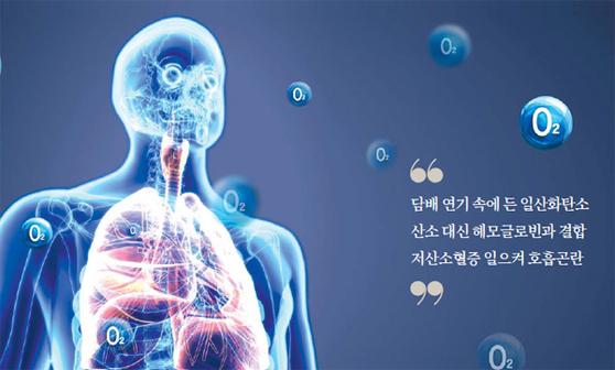 산소로 지키는 건강