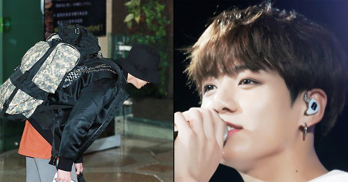 BTS JUNGKOOK Gives a Respectful Deep Bow to Japanese Fans