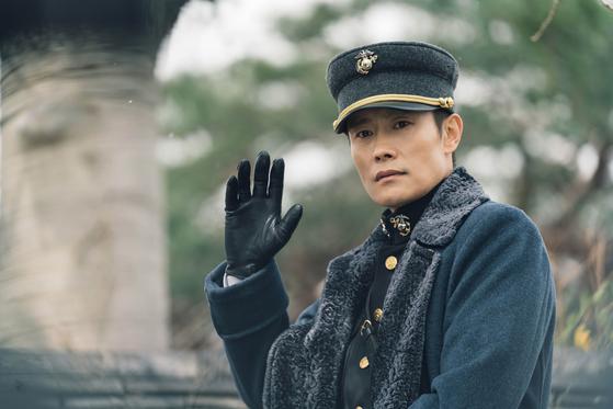 독점적 해외 배분권을 조건으로 300억원대에 넷플릭스에 공급한 tvN 드라마 '미스터 션샤인'. [사진=tvN]