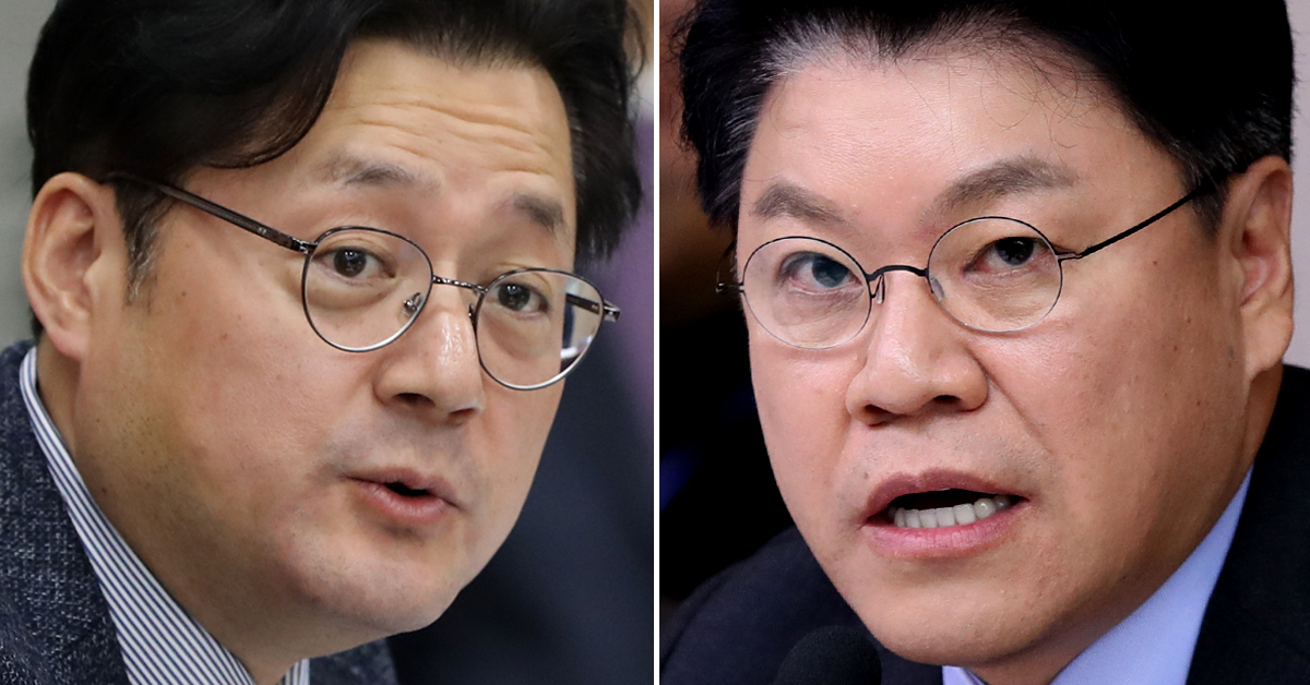 """한국당 """"김수현, 예산소위 나와라"""" 민주당 """"김동연 소임 다할 것"""""""