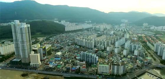거제 아파트 단지 [사진 중앙포토]