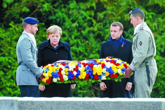 1차 세계대전 종전 100주년 기념식