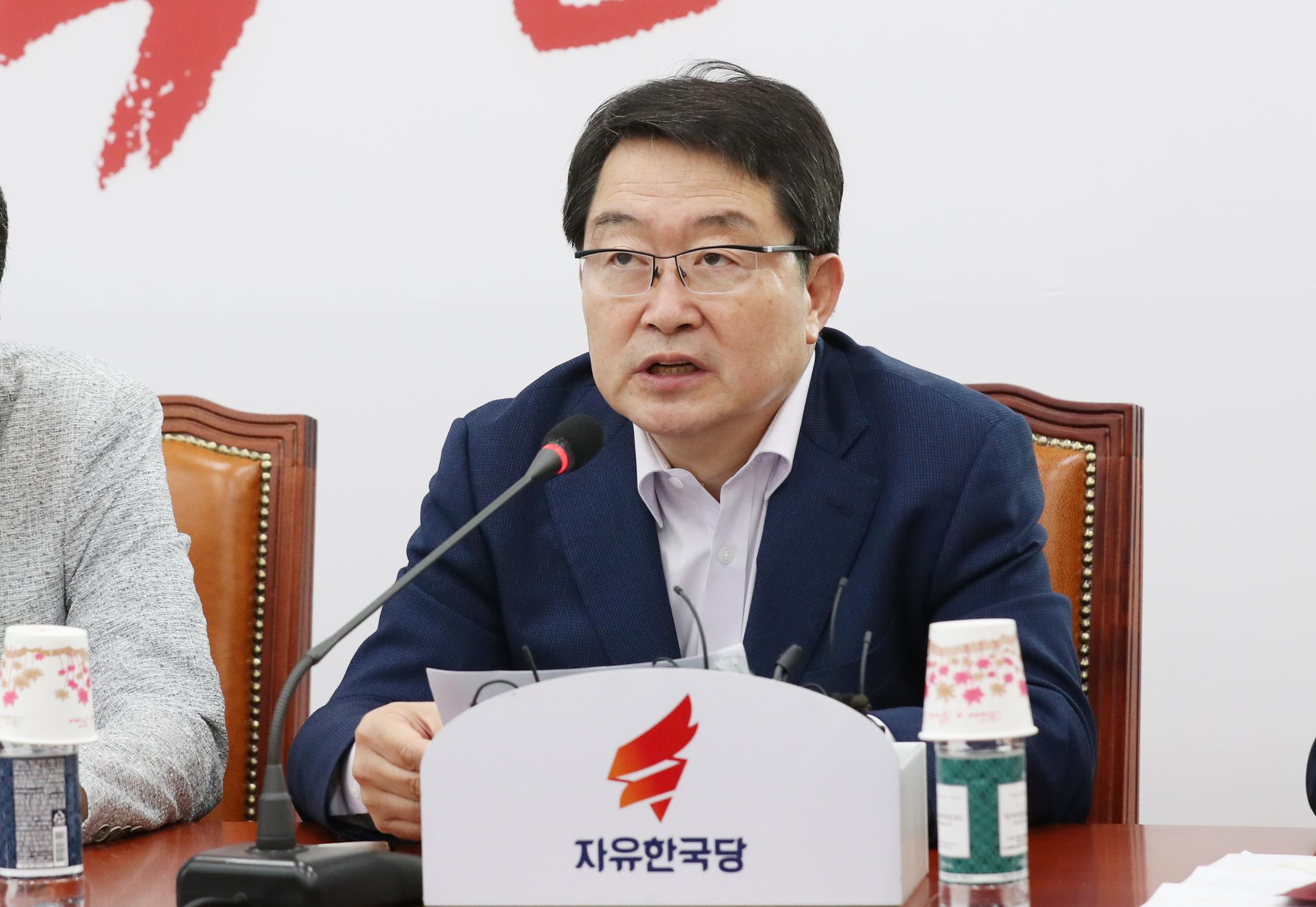 자유한국당 백승주 의원. [중앙포토]