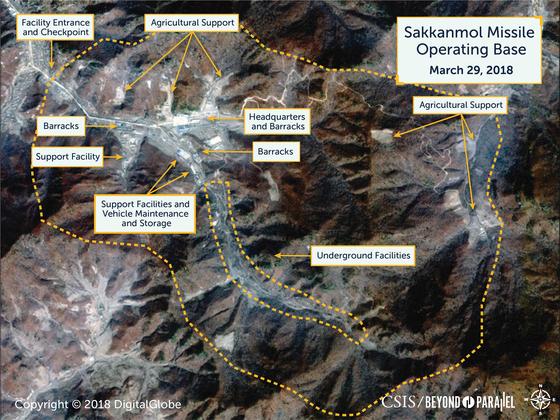 북한 미신고 미사일 기지 보도에 술렁이는 워싱턴