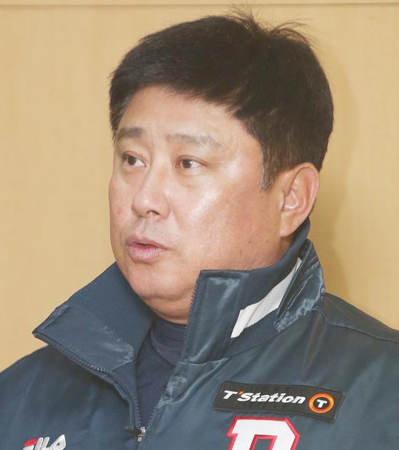 두산 김태형 감독. 양광삼 기자