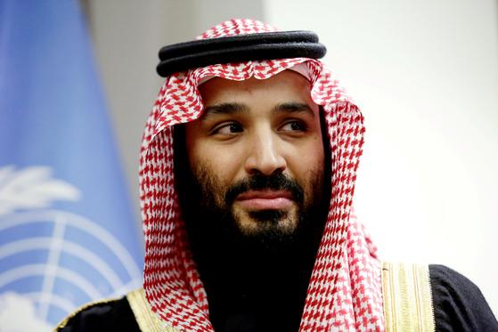 서방관료들로부터 '위험한 인물'로 평가받는 무함마드 빈 살만 사우디아라비아 왕세자. [로이터=연합뉴스]