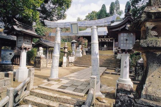 일본 규슈 아리타에 소재한 도잔신사 [사진=일본 사가현 관광 홈페이지]