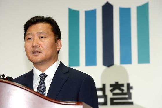 윤웅걸(52·사법연수원 21기) 전주지검장. [중앙포토]