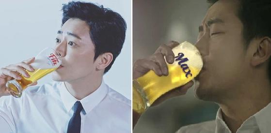 """""""꿀꺽, 꿀꺽, 크~!"""" 술 마시는 소리, 음주 장면 광고 금지한다"""