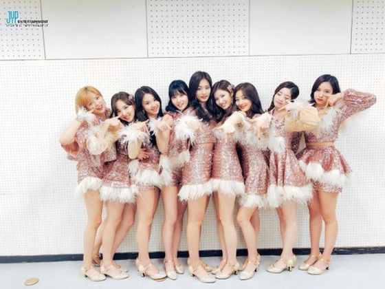 TWICE as First Girl Group to Perform on Special Japanese