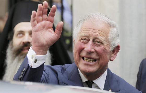 [서소문사진관]왕세자로 66년 찰스, 70살 생일 맞아