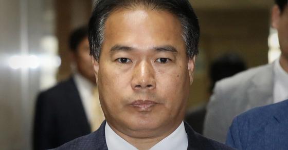 [속보] 민주평화당, 음주운전 이용주 당원권 3개월 정지