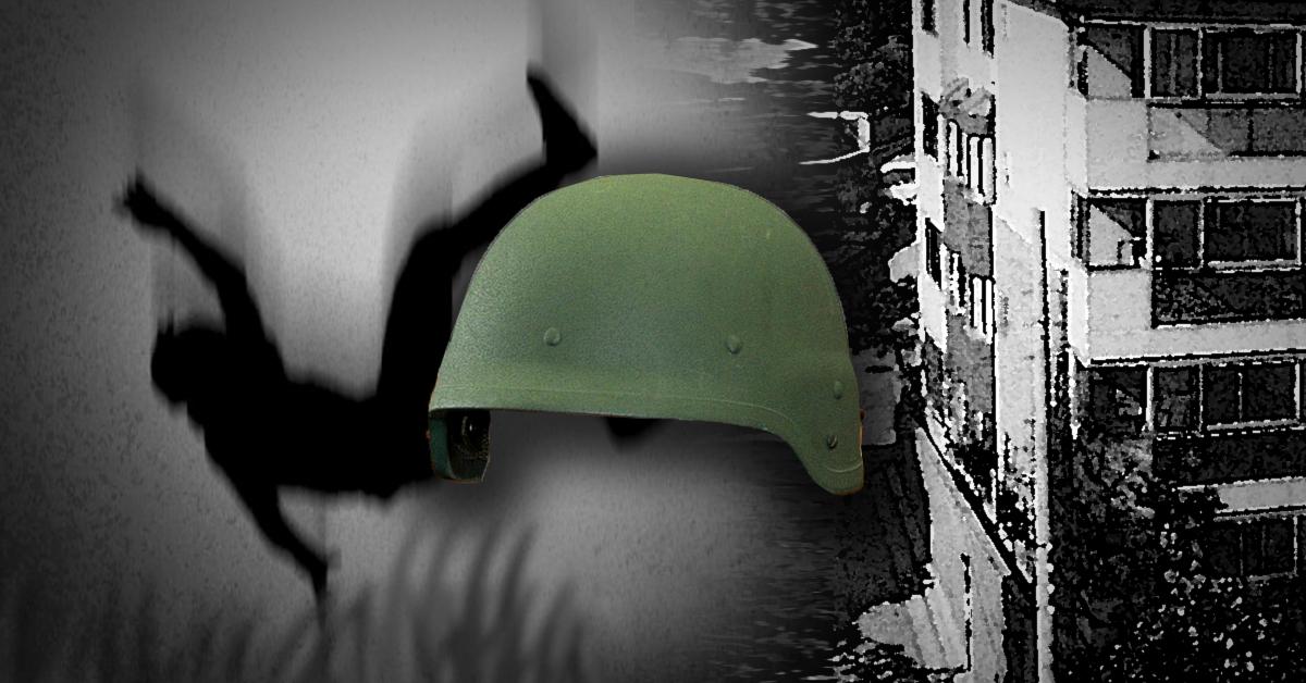 군입대 수차례 미루던 20대 남성, 빌라 4층서 추락사