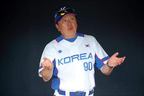선동열 야구대표팀 감독 전격 기자회견, 지휘봉 내려놓을 듯