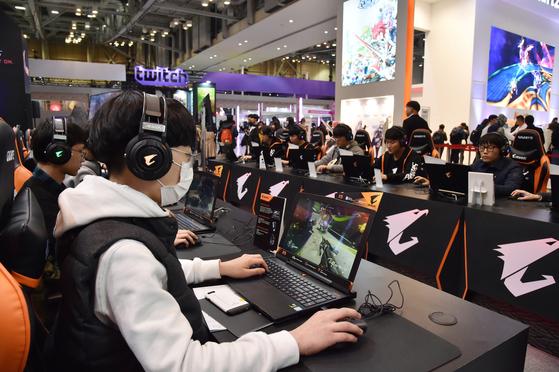 'G-STAR' 개최 10년 맞은 부산, 게임산업 메카로 뜬다