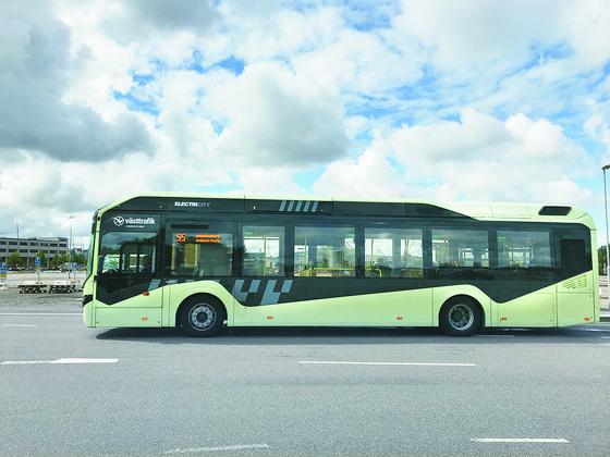 교체 돌아오는 서울 시내버스, 전기버스로 교체한다