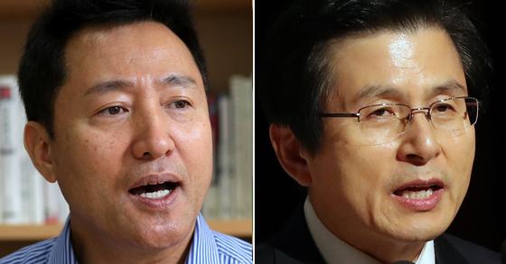 움직이는 한국당 장외 우량주…오세훈 반문연대 적극 찬성