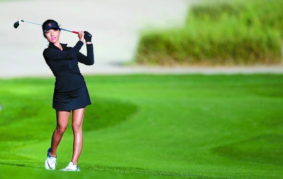 중국의 LPGA 침공 … 선봉에 선 허무니