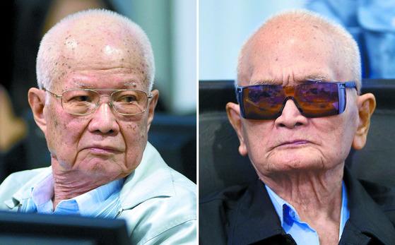 최소 170만명 학살···캄보디아 '킬링필드' 전범 종신형