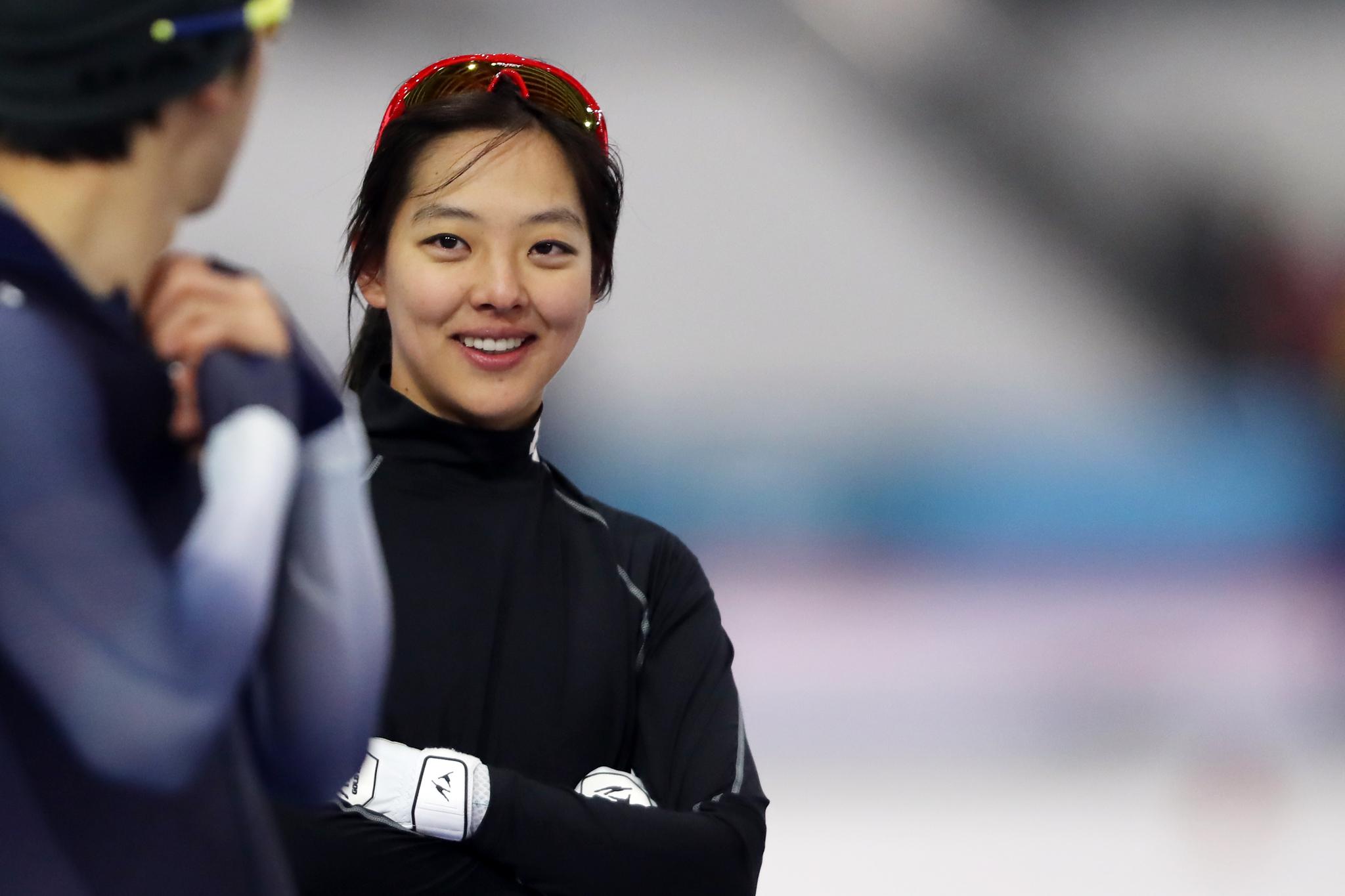 김보름 나선 평창 이후 첫 팀추월 '하위권'…노선영·이승훈 빠져