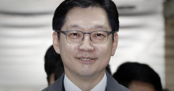 """김경수 """"재판 진행될수록 진실에 접근하고 있다"""""""