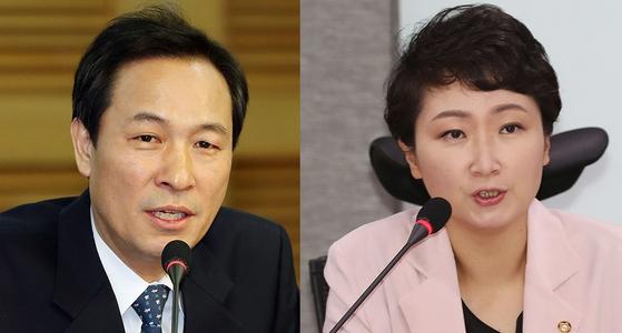 """우상호 """"이언주는 '경유형 철새'…부산 영도, 철새도래지 아냐"""""""