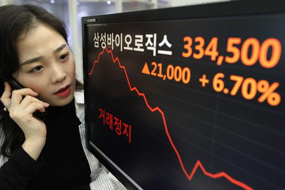 국민연금, 삼바주식 1조원…부정 발표 후에도 매입