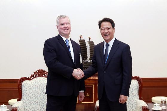 한ㆍ미 워킹그룹 출범…남북협력 따지는 시어머니 역할?