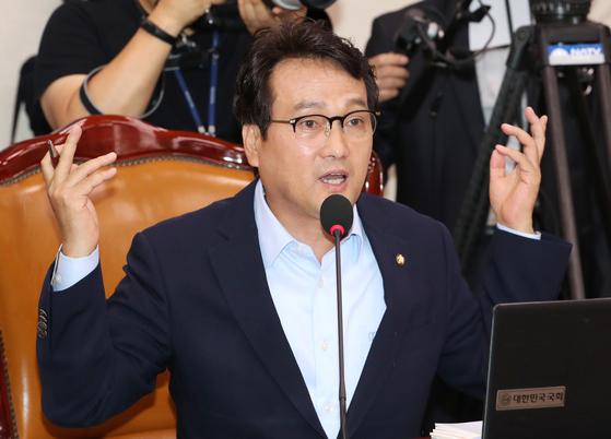 안민석 의원 [연합뉴스]