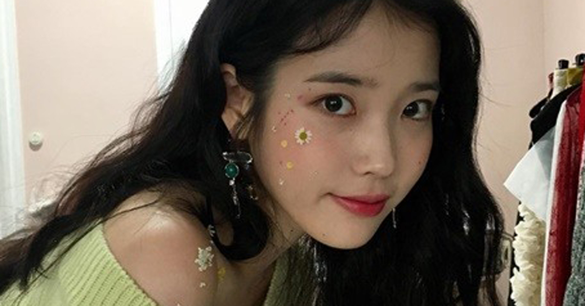 Photo from IU Official Instagram