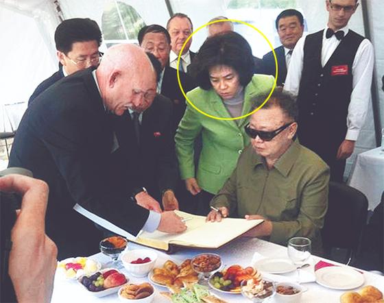 """[단독] """"김정일 여인 김옥, 장성택 연루돼 가족들과 함께 수용소행"""""""