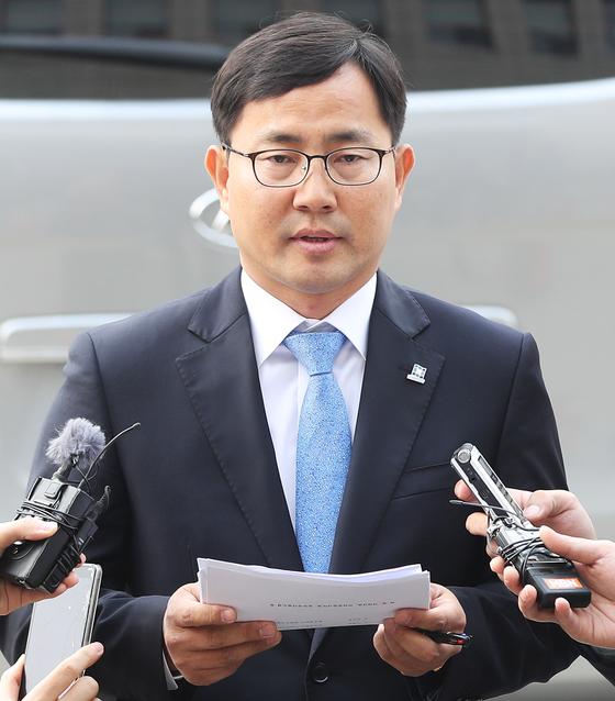 백종덕 변호사 [연합뉴스]