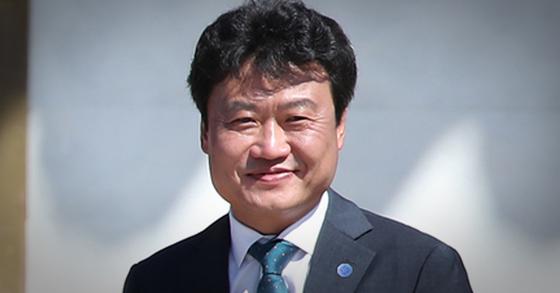 김종천 청와대 대통령 의전비서 [연합뉴스]
