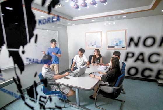 삼육대는 4차 산업혁명 트렌드를 접목해 차별화한 '창업 특화 프로그램'을 운영하는 등 창업 활성화를 추진하고 있다. [사진 삼육대]