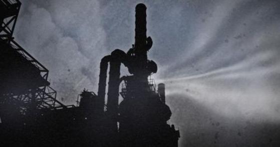 28일 오후 1시 부산의 폐수처리업체에서 황화수소로 추정되는 유독물질이 누출돼 근로자 4명이 의식불명 상태에 빠졌다. [연합뉴스]