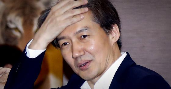 조국 청와대 민정수석비서관. [뉴스1]