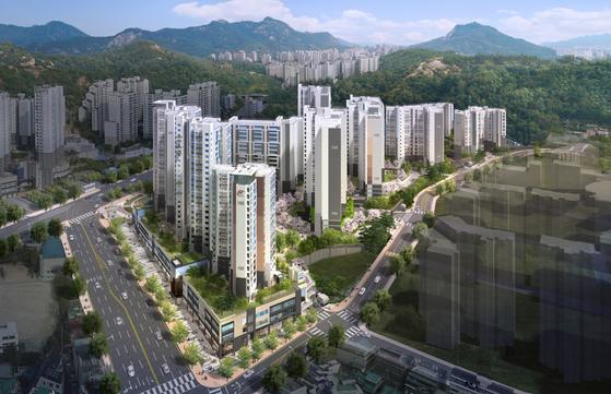 지하철 3호선 역세권 아파트…강남까지 30분대