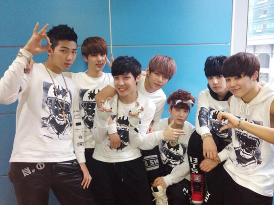Photo from BTS Official Fan Cafe