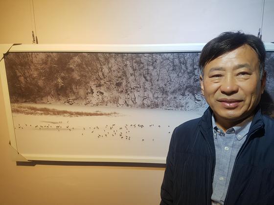 이석우 의정부양주동두천 환경운동연합 공동의장. 전익진 기자