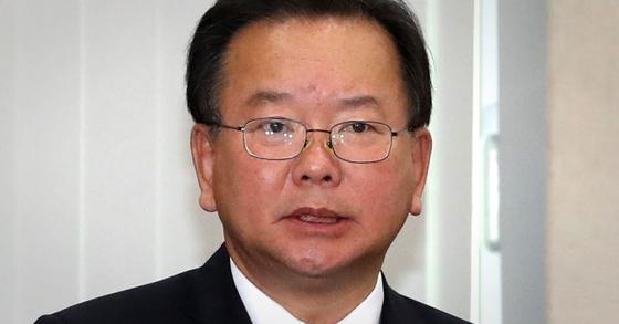 김부겸 행정안전부 장관. [중앙포토]