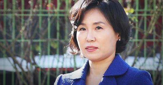 이재명 경기지사의 부인 김혜경씨. [연합뉴스]