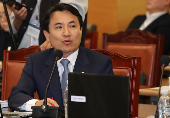 자유한국당 김진태 의원. [연합뉴스]