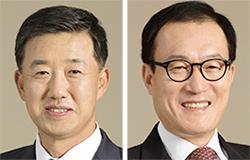 엄태웅(左), 윤재엽(右)