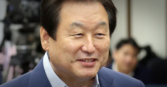 김무성 자유한국당 의원. [뉴스1]