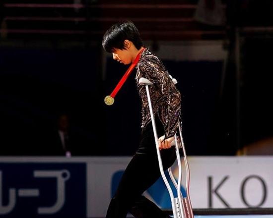 강력한 우승 후보인 하뉴 유즈루가 부상으로 대회에서 빠지며 우승 경쟁이 더 치열해졌다. 국제빙상경기연맹 제공