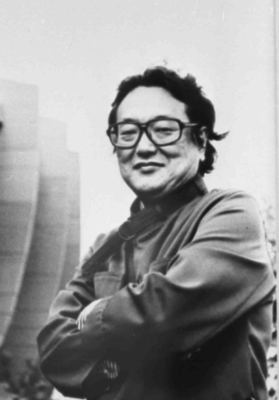 건축가 김수근(1931~1986) [중앙포토]