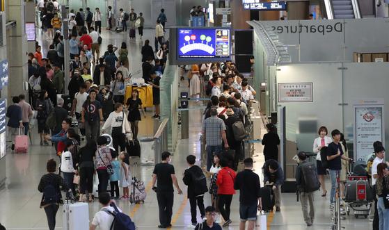 필리핀과 우크라이나에서 홍역이 지속적으로 발생하고 있어 질병관리본부가 해당 국가 여행객에게 여행 전 예방접종을 당부했다. [연합뉴스]