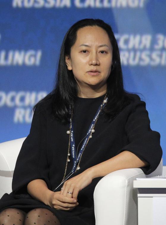 미국이 정조준한 중국 화웨이 창업주 딸 캐나다서 전격 체포